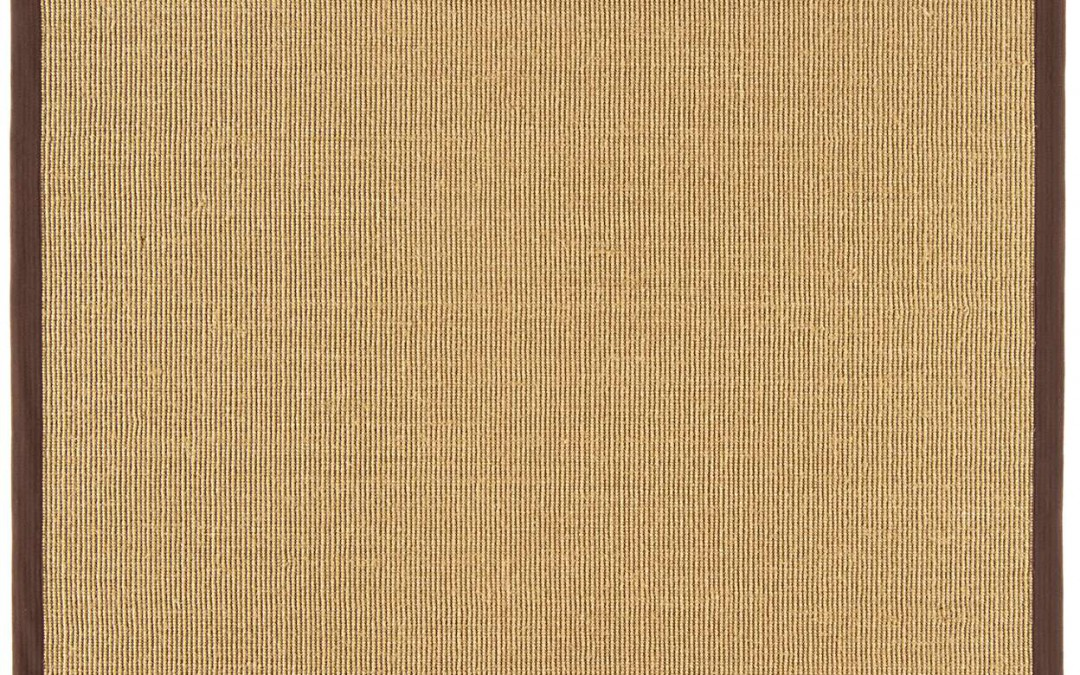 Sisal Linen/Chocolate